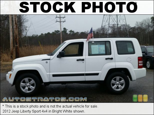 Stock photo for this 2012 Jeep Liberty Sport 4x4 3.7 Liter SOHC 12-Valve V6 4 Speed Automatic