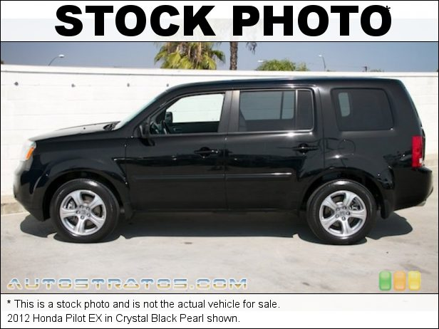 Stock photo for this 2012 Honda Pilot EX 3.5 Liter SOHC 24-Valve i-VTEC V6 5 Speed Automatic