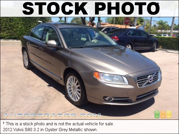 Stock photo for this 2012 Volvo S80 3.2 3.2 Liter DOHC 24-Valve VVT Inline 6 Cylinder 6 Speed Geartronic Automatic