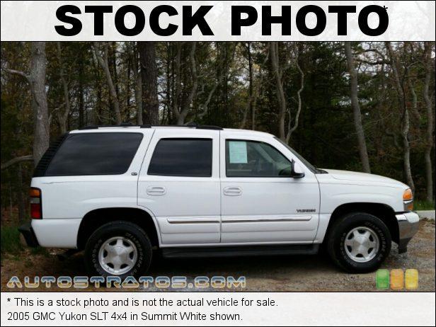 Stock photo for this 2001 GMC Yukon SLT 4x4 5.3 Liter OHV 16-Valve V8 4 Speed Automatic