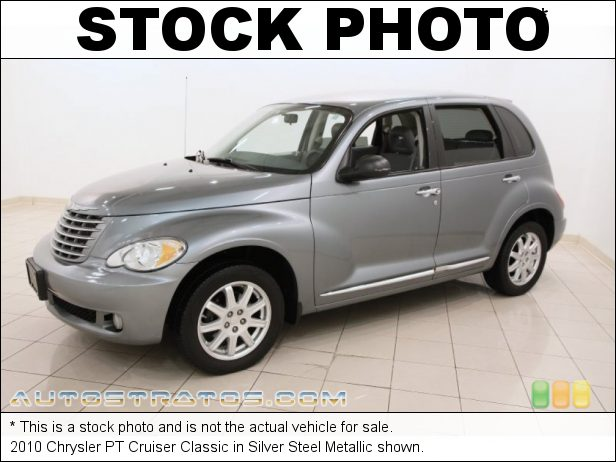 Stock photo for this 2010 Chrysler PT Cruiser Classic 2.4 Liter DOHC 16-Valve 4 Cylinder 4 Speed VLP Automatic