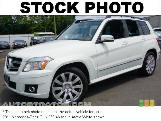 Stock photo for this 2011 Mercedes-Benz GLK 350 4Matic 3.5 Liter DOHC 24-Valve VVT V6 7 Speed Automatic