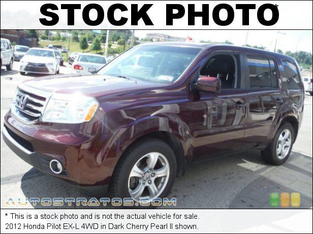 Stock photo for this 2012 Honda Pilot EX-L 4WD 3.5 Liter SOHC 24-Valve i-VTEC V6 5 Speed Automatic