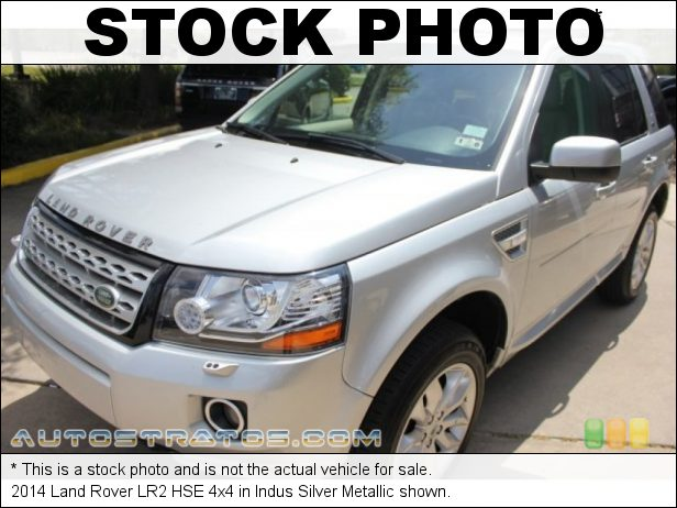 Stock photo for this 2014 Land Rover LR2 HSE 4x4 2.0 Liter DI Turbocharged DOHC 16-Valve VVT 4 Cylinder 6 Speed Automatic