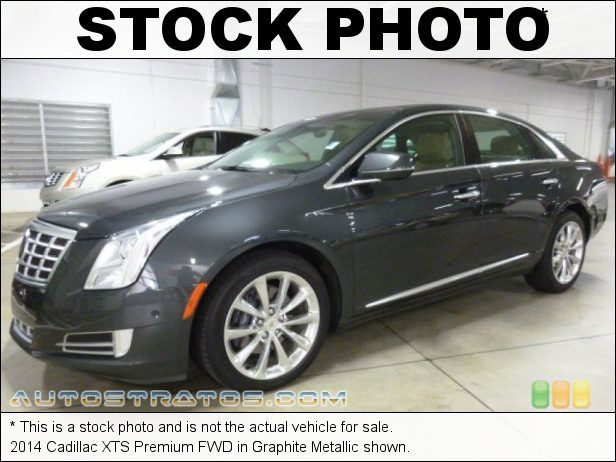 Stock photo for this 2014 Cadillac XTS Premium FWD 3.6 Liter SIDI DOHC 24-Valve VVT V6 6 Speed Automatic
