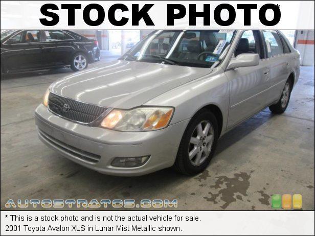 Stock photo for this 2001 Toyota Avalon XLS 3.0 Liter DOHC 24-Valve VVT-i V6 4 Speed Automatic