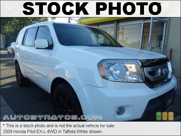 Stock photo for this 2009 Honda Pilot EX-L 4WD 3.5 Liter SOHC 24-Valve i-VTEC V6 5 Speed Automatic