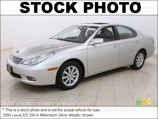 Stock photo for this 2004 Lexus ES 330 3.3 Liter DOHC 24 Valve VVT-i V6 5 Speed Automatic