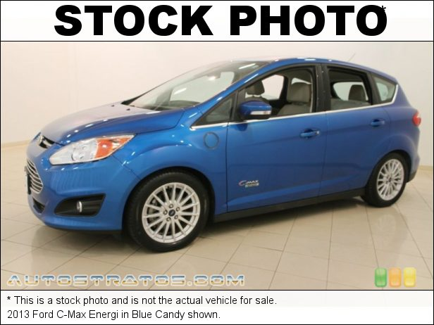 Stock photo for this 2013 Ford C-Max Energi 2.0 Liter E Atkninson Cycle DOHC 16-Valve 4 Cylinder Gasoline/El e-CVT Automatic