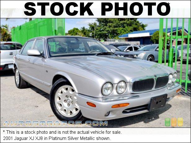 Stock photo for this 2001 Jaguar XJ XJ8 4.0 Liter DOHC 32 Valve V8 5 Speed Automatic