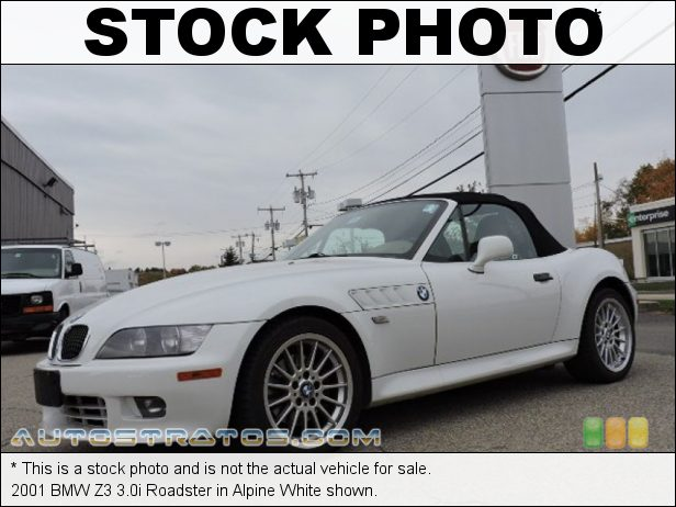 Stock photo for this 2000 BMW Z3 2.3 Roadster 2.5 Liter DOHC 24-Valve Inline 6 Cylinder 5 Speed Manual