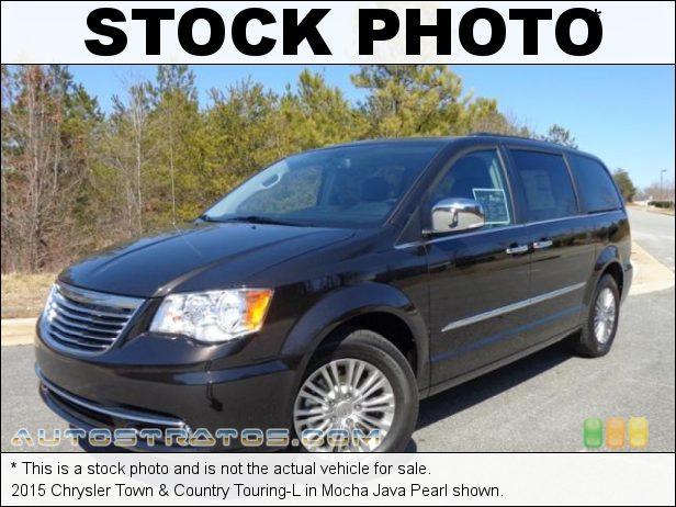 Stock photo for this 2015 Chrysler Town & Country Touring 3.6 Liter DOHC 24-Valve VVT Pentastar V6 6 Speed Automatic