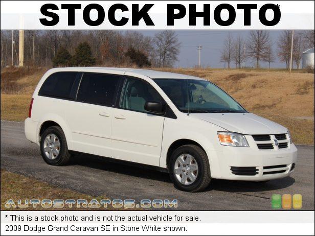 Stock photo for this 2009 Dodge Grand Caravan SE 3.3 Liter OHV 12-Valve Flex-Fuel V6 4 Speed Automatic