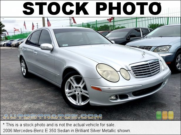 Stock photo for this 1999 Mercedes-Benz E 320 4Matic Sedan 3.2 Liter SOHC 18-Valve V6 5 Speed Automatic