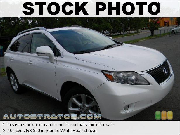 Stock photo for this 2014 Lexus RX 350 3.5 Liter DOHC 24-Valve VVT-i V6 6 Speed ECT-i Automatic