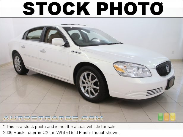 Stock photo for this 2006 Buick Lucerne CXL 3.8 Liter 3800 Series III V6 4 Speed Automatic