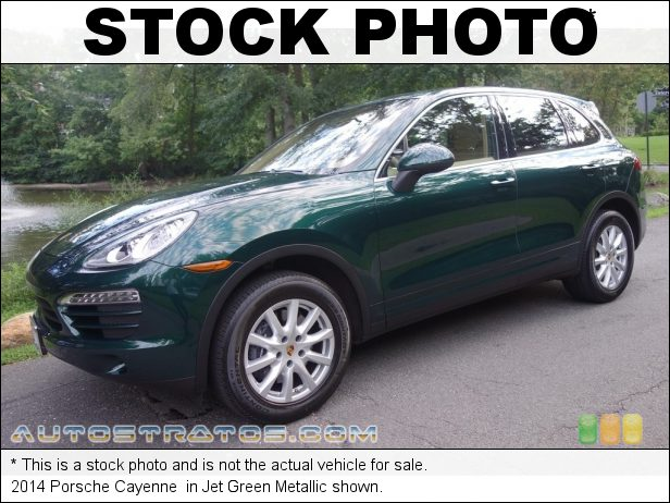 Stock photo for this 2014 Porsche Cayenne  3.6 Liter DFI DOHC 24-Valve VVT V6 8 Speed Tiptronic S Automatic