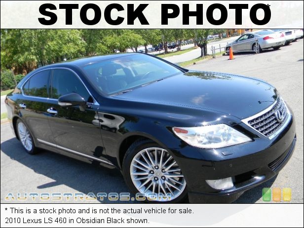 Stock photo for this 2014 Lexus LS 460 4.6 Liter DI DOHC 32-Valve VVT-iE V8 8 Speed Sequential-Shift Automatic
