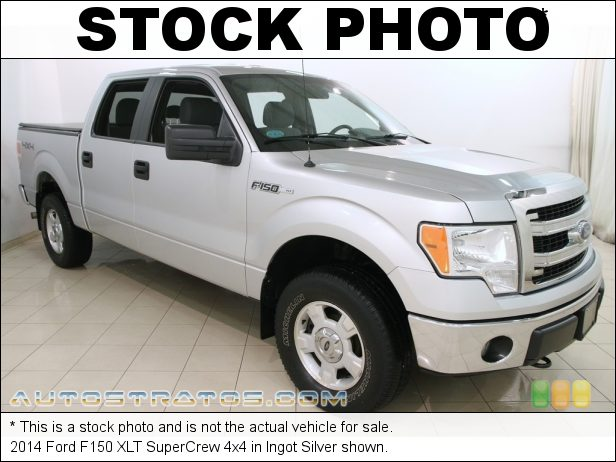 Stock photo for this 2014 Ford F150 4x4 5.0 Liter Flex-Fuel DOHC 32-Valve Ti-VCT V8 6 Speed Automatic