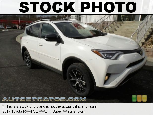 Stock photo for this 2016 Toyota RAV4 SE AWD 2.5 Liter DOHC 16-Valve Dual VVT-i 4 Cylinder 6 Speed ECT-i Automatic