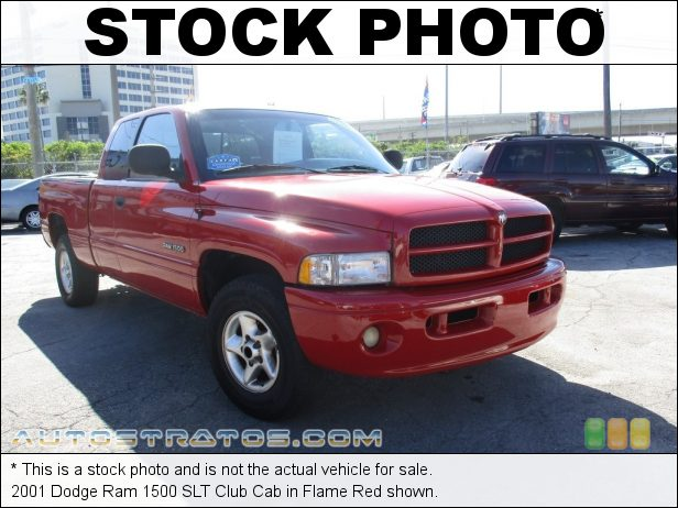 Stock photo for this 1998 Dodge Ram 1500 Laramie SLT Extended Cab 5.2 Liter OHV 16-Valve V8 4 Speed Automatic