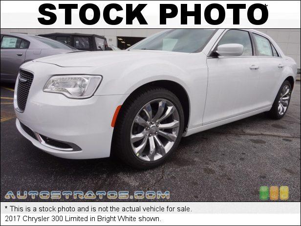 Stock photo for this 2017 Chrysler 300 Limited 3.6 Liter DOHC 24-Valve VVT Pentastar V6 8 Speed Automatic