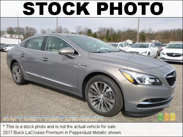 Stock photo for this 2017 Buick LaCrosse Premium 3.6 Liter DOHC 24-Valve VVT V6 8 Speed Automatic