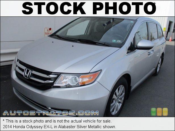 Stock photo for this 2014 Honda Odyssey EX-L 3.5 Liter SOHC 24-Valve i-VTEC VCM V6 6 Speed Automatic