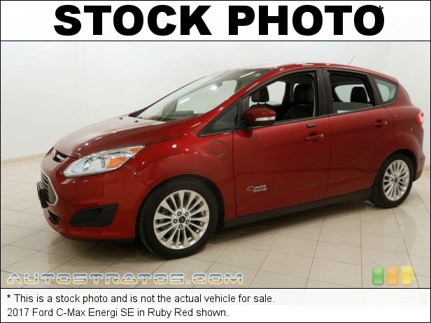 Stock photo for this 2017 Ford C-Max Energi SE 2.0 Liter Energi Atkinson-Cycle DOHC 16-Valve 4 Cylinder Gasolin eCVT Automatic