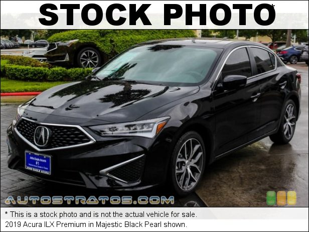 Stock photo for this 2019 Acura ILX  2.4 Liter DOHC 16-Valve i-VTEC 4 Cylinder 8 Speed DCT Automatic