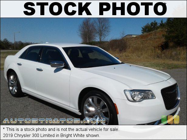 Stock photo for this 2019 Chrysler 300 Limited 3.6 Liter DOHC 24-Valve VVT Pentastar V6 8 Speed Automatic