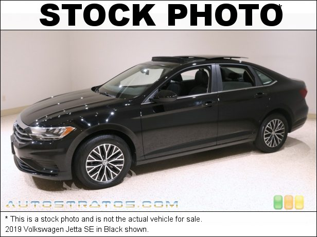 Stock photo for this 2019 Volkswagen Jetta  1.4 Liter TSI Turbocharged DOHC 16-Valve VVT 4 Cylinder 8 Speed Automatic