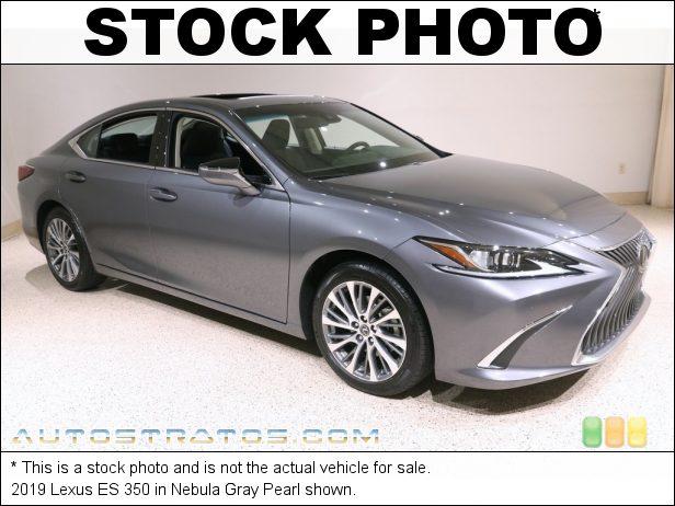 Stock photo for this 2019 Lexus ES 350 3.5 Liter DOHC 24-Valve VVT-i V6 8 Speed Automatic