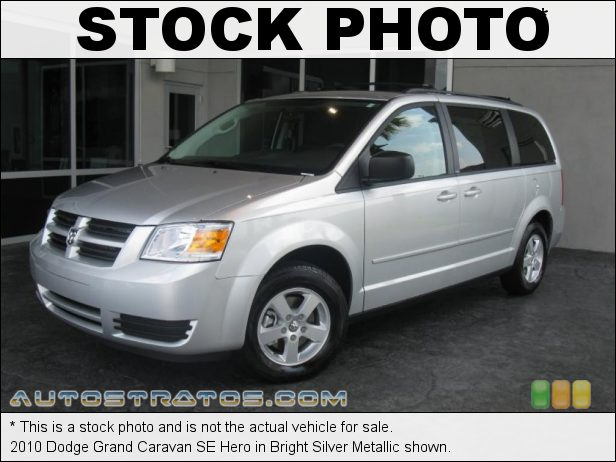 Stock photo for this 2010 Dodge Grand Caravan SE Hero 3.8 Liter OHV 12-Valve V6 6 Speed Automatic