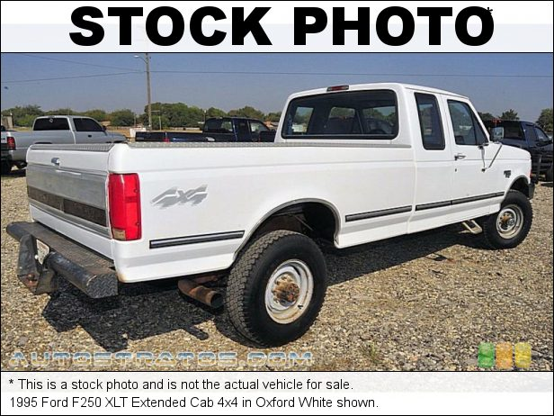 Stock photo for this 1996 Ford F250 Cab 4x4 7.3 Liter OHV 16-Valve Turbo-Diesel V8 4 Speed Automatic