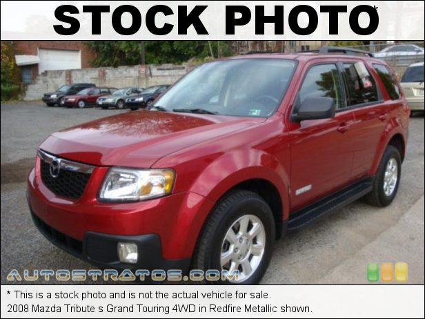 Stock photo for this 2004 Mazda Tribute ES V6 3.0 Liter DOHC 24-Valve V6 4 Speed Automatic