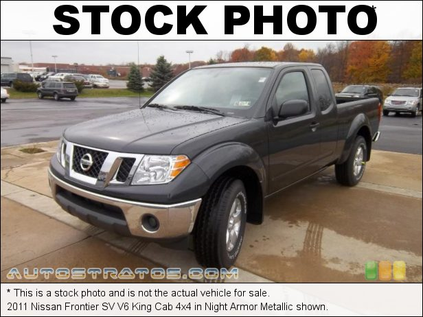 Buy A 2011 Nissan Frontier Sv King Cab 4x4 For Sale In