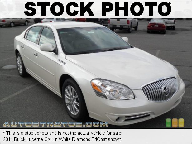 Stock photo for this 2011 Buick Lucerne CXL 3.9 Liter Flex-Fuel OHV 12-Valve V6 4 Speed Automatic
