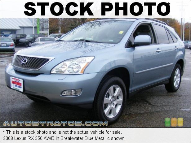 buy a 2008 lexus rx 350 awd for sale in pittsburgh pennsylvania 15226 listing 629223 car. Black Bedroom Furniture Sets. Home Design Ideas