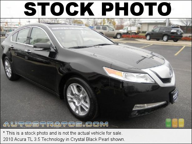 Stock photo for this 2010 Acura TL 3.5 Technology 3.5 Liter DOHC 24-Valve VTEC V6 5 Speed SportShift Automatic