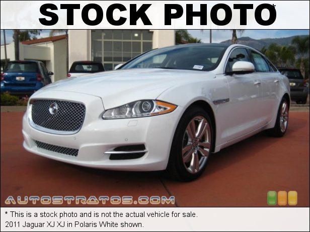 Stock photo for this 2011 Jaguar XJ XJ 5.0 Liter GDI DOHC 32-Valve VVT V8 6 Speed Automatic