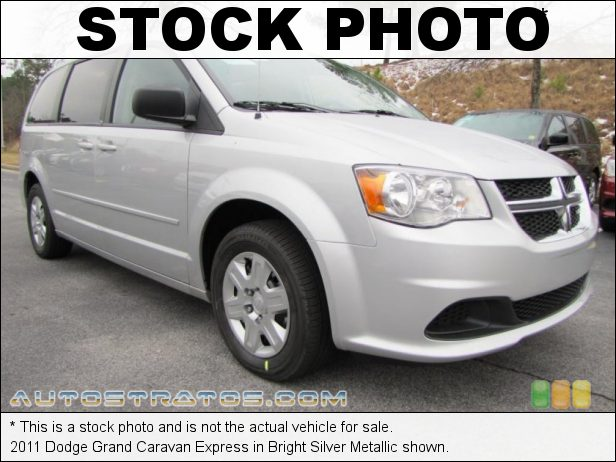 Stock photo for this 2011 Dodge Grand Caravan Express 3.6 Liter DOHC 24-Valve VVT Pentastar V6 6 Speed Automatic