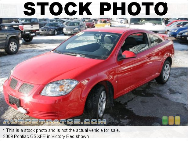 Buy A 2009 Pontiac G5 For Sale In Belle Vernon