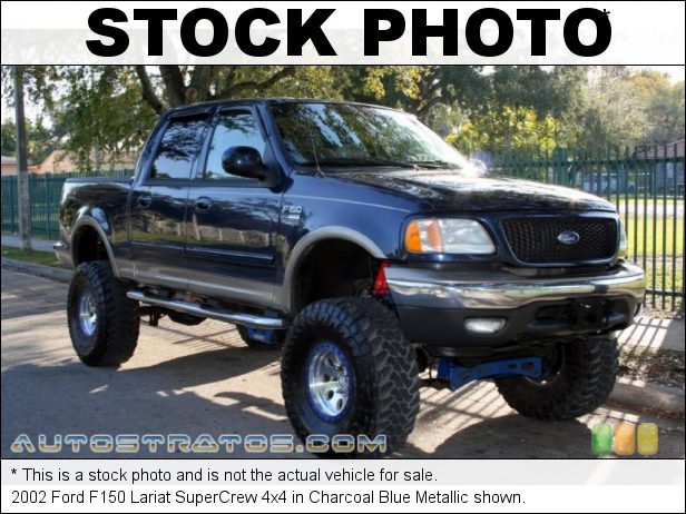 Buy A 2002 Ford F150 Lariat Supercrew 4x4 For Sale In