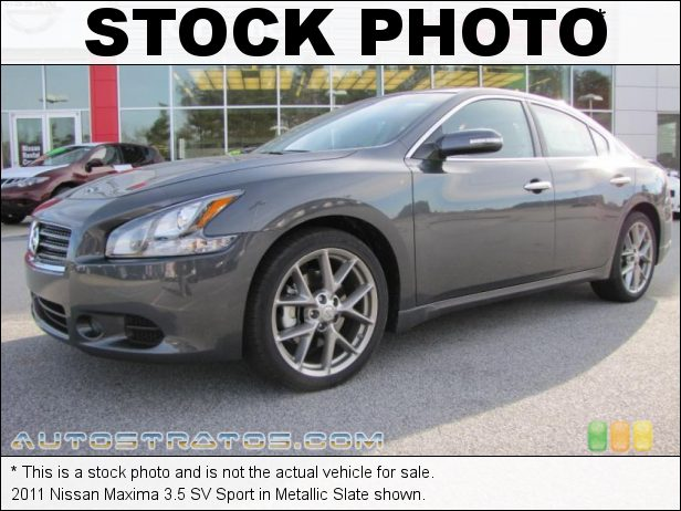 Stock photo for this 2011 Nissan Maxima 3.5 3.5 Liter DOHC 24-Valve CVTCS V6 Xtronic CVT Automatic