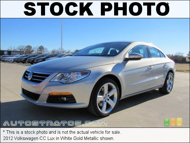 Stock photo for this 2011 Volkswagen CC Sport 2.0 Liter FSI Turbocharged DOHC 16-Valve VVT 4 Cylinder 6 Speed DSG Dual-Clutch Automatic