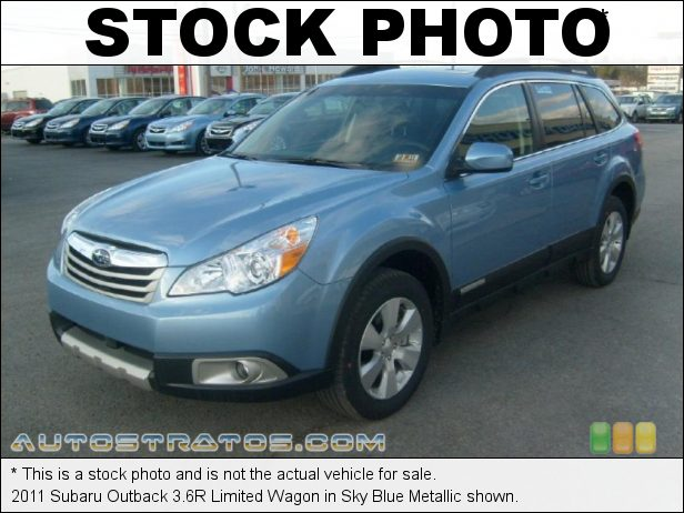 buy a 2011 subaru outback 3 6r limited wagon for sale in. Black Bedroom Furniture Sets. Home Design Ideas