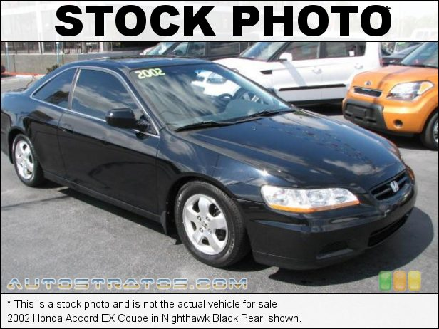 Stock photo for this 1999 Honda Accord EX Coupe 2.3L SOHC 16V VTEC 4 Cylinder 4 Speed Automatic