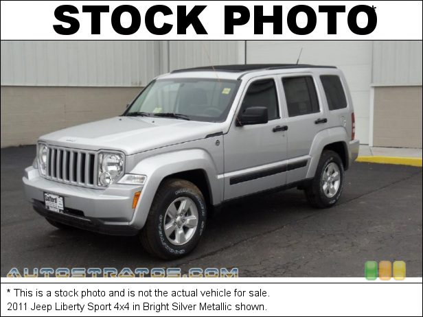 Stock photo for this 2011 Jeep Liberty Sport 4x4 3.7 Liter SOHC 12-Valve V6 4 Speed Automatic