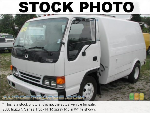 Stock photo for this 2011 Isuzu N Series Truck NQR 5.2 Liter OHC 16-Valve Isuzu Turbo-Diesel 4 Cylinder 6 Speed Automatic